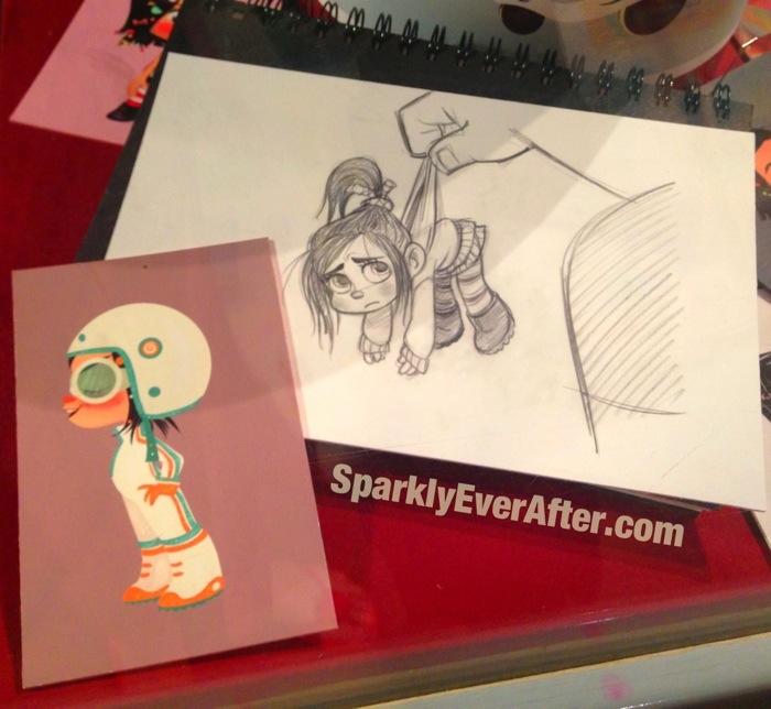 Dose of Vanellope Von Schweetz - Disney Blog   SparklyEverAfter.com
