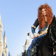 Princess Merida Walt Disney World