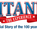 Titanic The Experience Logo