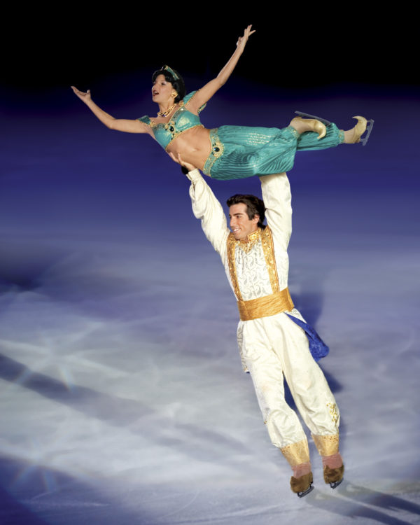 Disney On Ice Jasmine & Aladdin