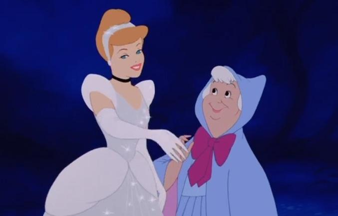 Cinderella S Original Shoes