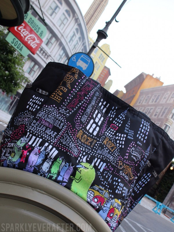 LeSportsac Monsters Inc