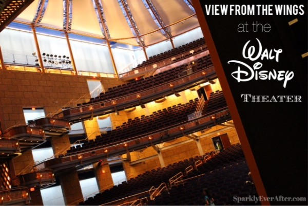 Walt Disney Theater at the Dr Phillips Center for the Performing Arts