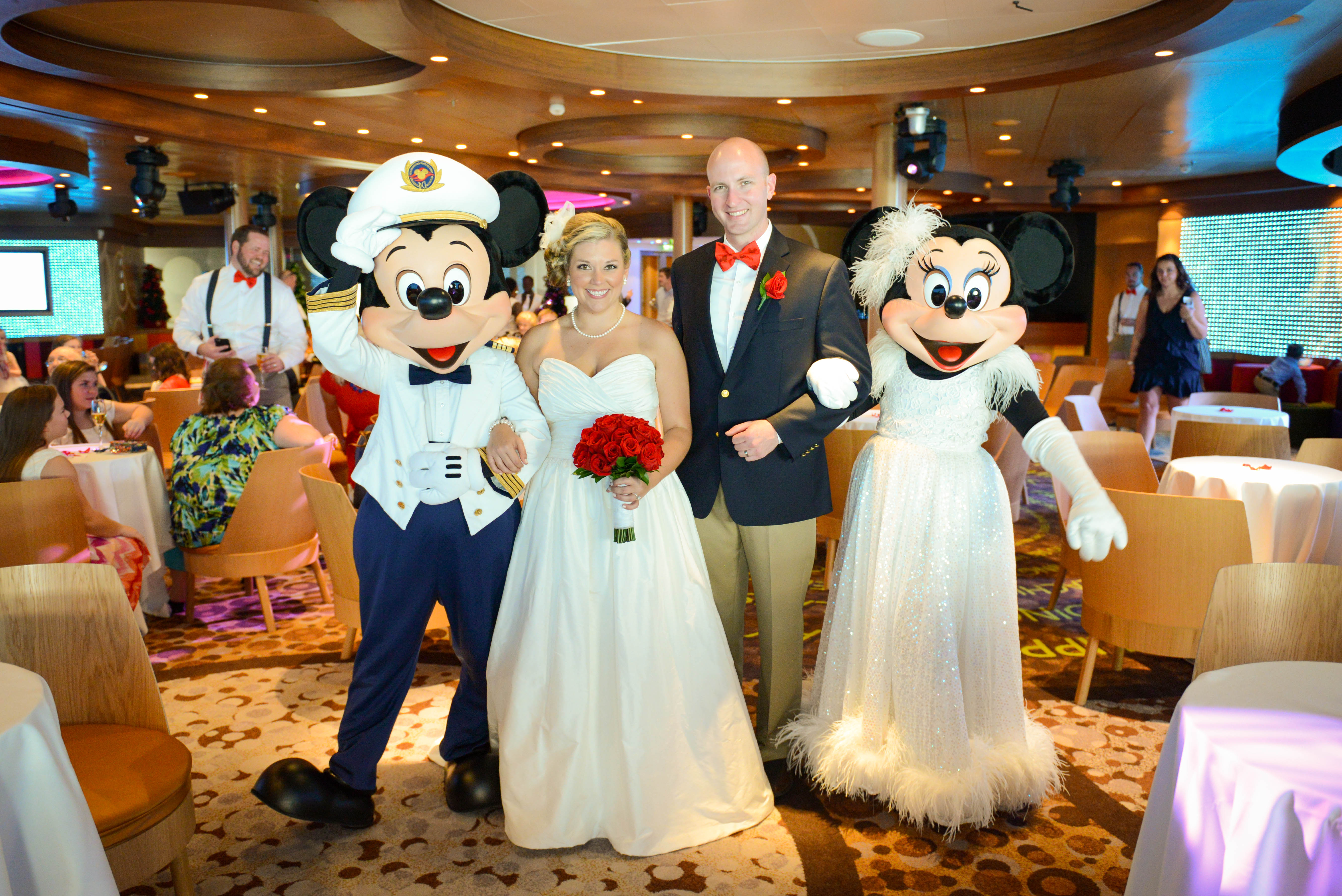 Disney cruise wedding details for Cost of world cruise