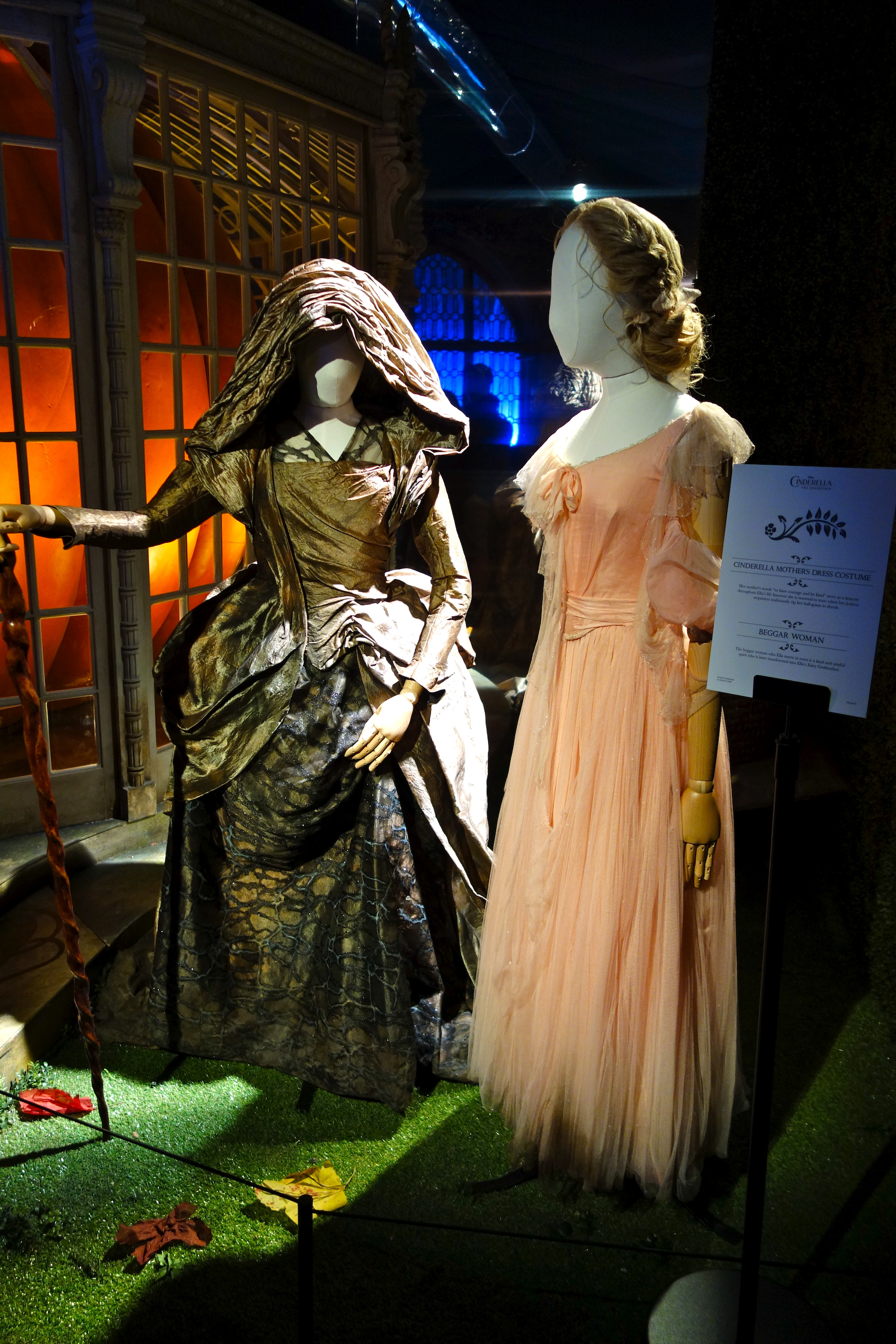Small Exhibition Stand For : Cinderella costume exhibit in london sparklyeverafter