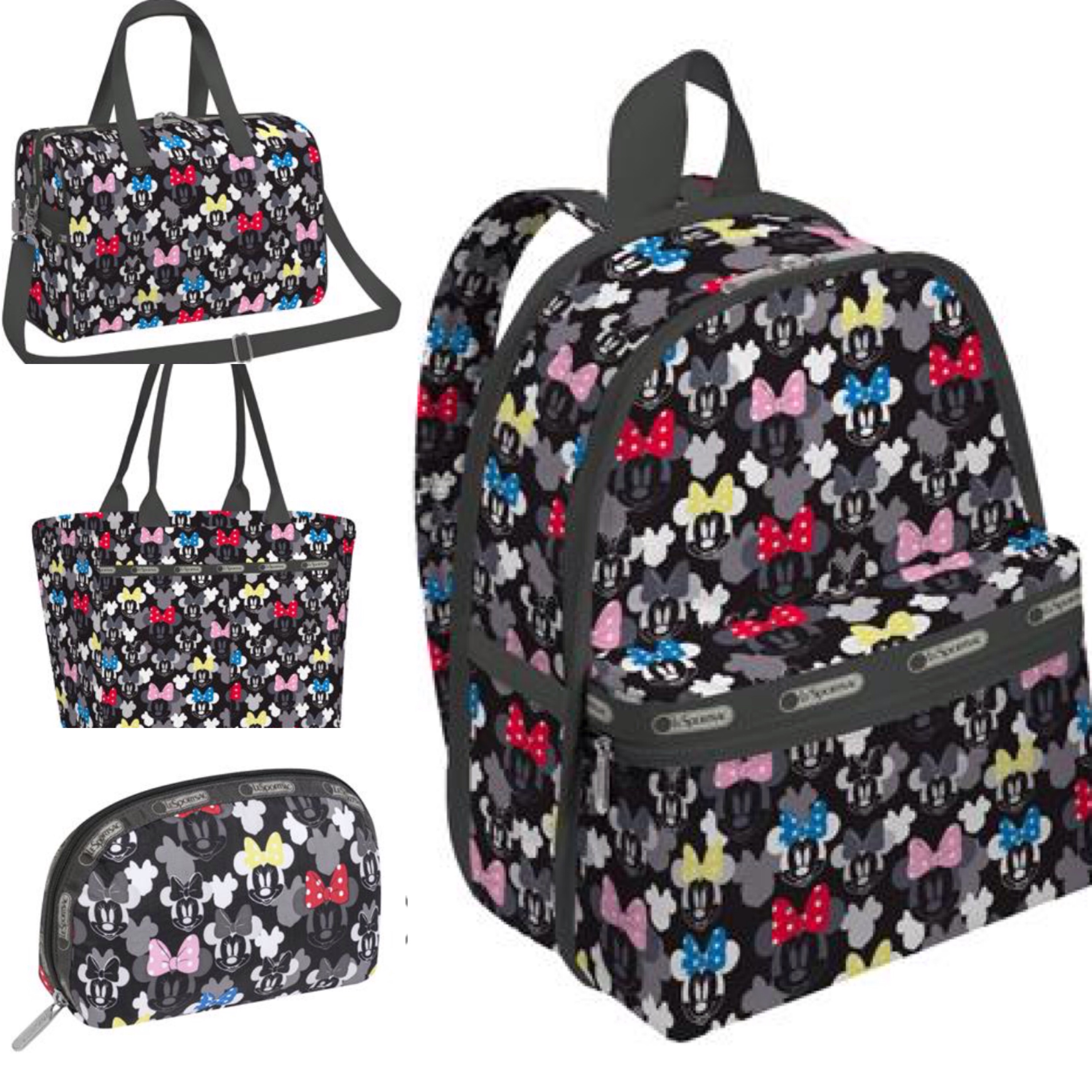 Disney LeSportsac Minnie Mouse Bags Spring 2015 ...