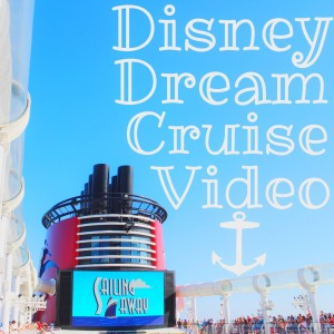 Disney Dream Cruise Video 2014