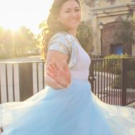 Cinderella Inspired Photo Shoot | SparklyEverAfter.com