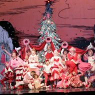Dr. Seuss' How The Grinch Stole Christmas at Dr. Phillips Center December 8 through13 2015 SparklyEverAfter.com