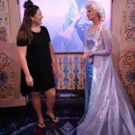 EPCOT Norway Pavilion Frozen Royal Sommerhus Elsa and Anna Meet and Greet SparklyEverAfter.com