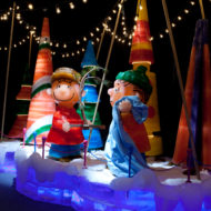 Gaylord Palms ICE! featuring A Charlie Brown Christmas