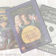 Best Disney Halloween Movies SparklyEverAfter.com
