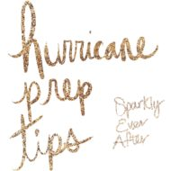 Hurricane Prep Tips
