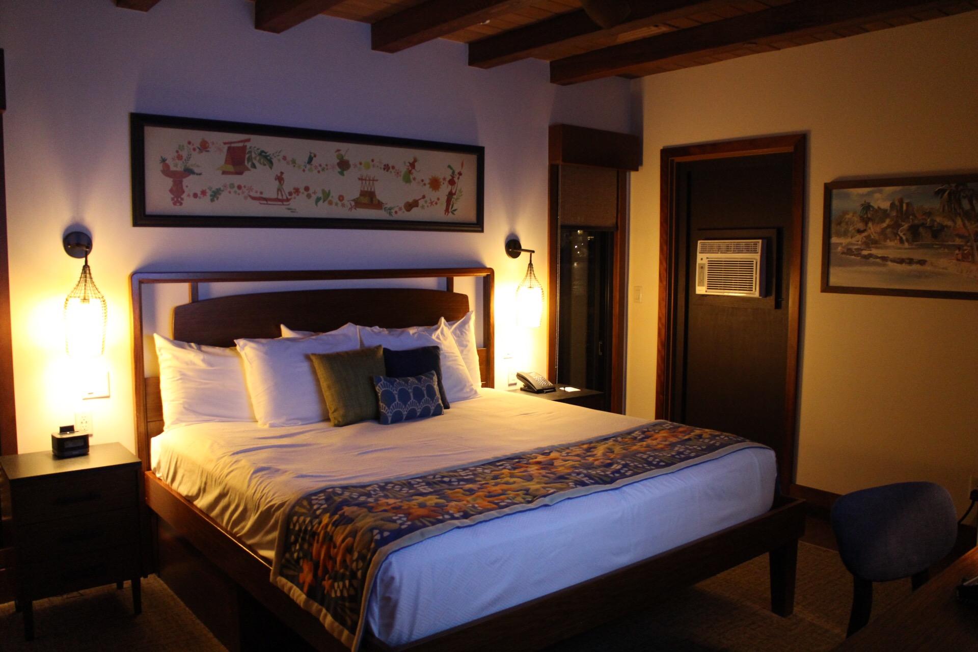 Disney's Polynesian Village Resort Bungalow
