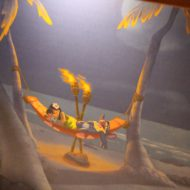 Disney's Polynesian Bungalow