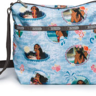 Disney Moana LeSportsac Small Cleo Crossbody