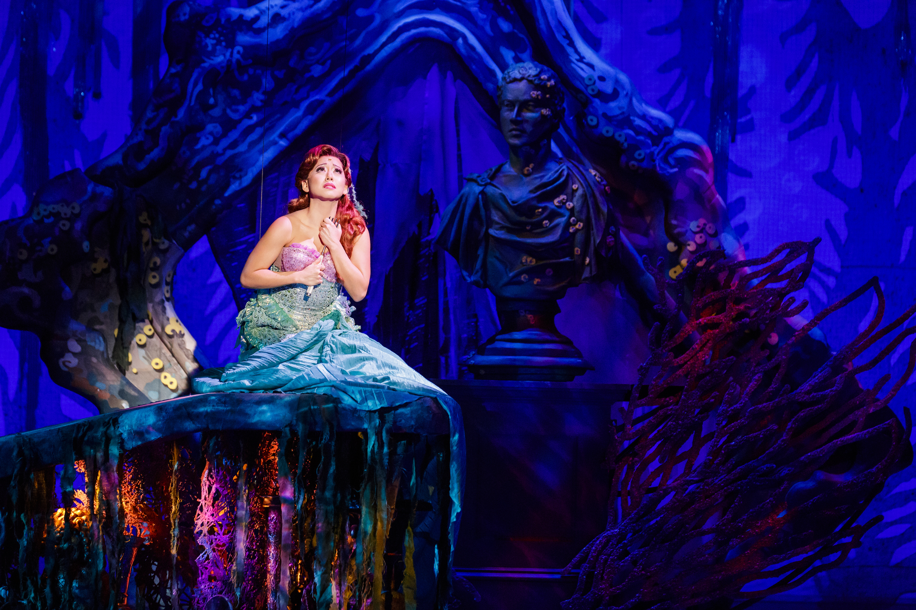 The Little Mermaid Musical Review
