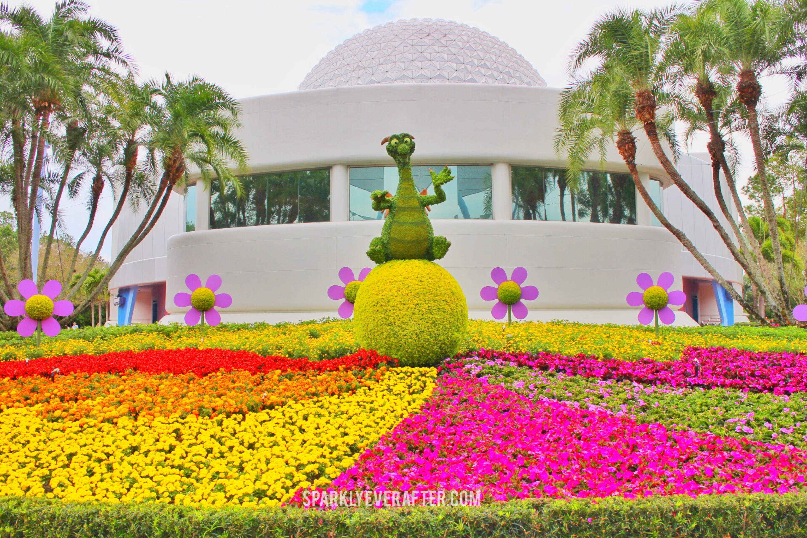 Epcot Flower and Garden Festival 2017