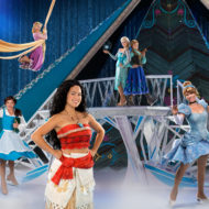 Disney On Ice present Dare to Dream